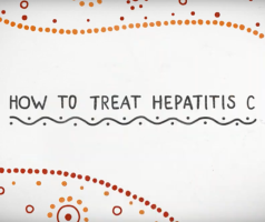 Video screenshot: How to treat hepatitis C